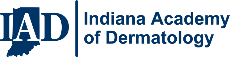 Indiana Academy of Dermatology logo